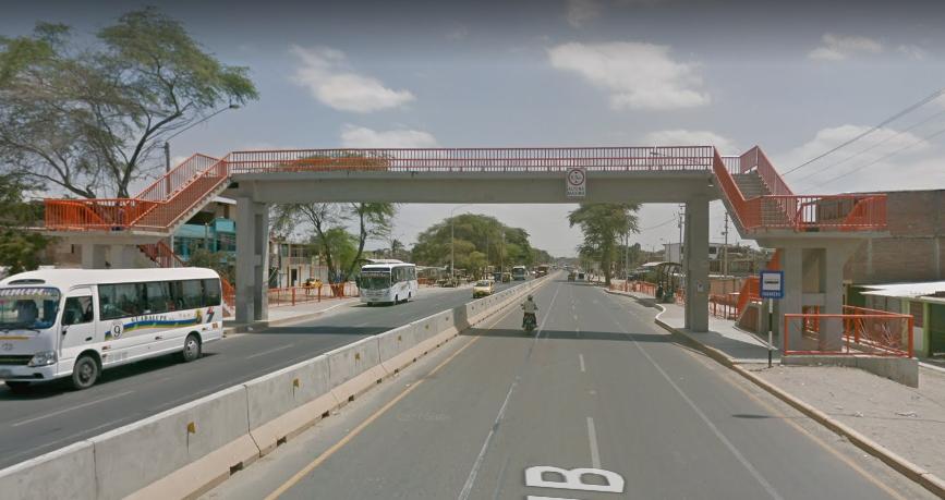 puentes peatonales piura