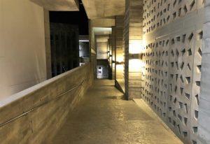 pabellon e aulario udep