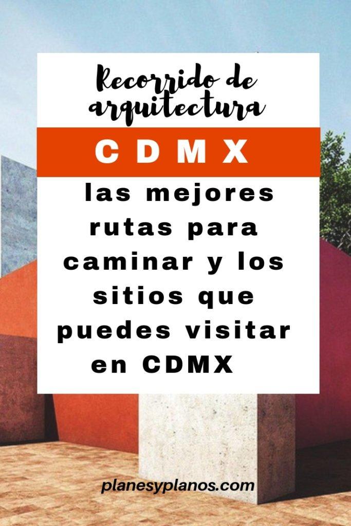 recorrido de arquitectura en cdmx. arquitectura en sudamérica