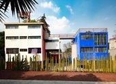 casa museo de diego rivera y frida kalho