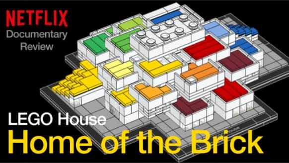 lego , documental para arquitectos en netflix