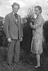Walter Burley Griffin &   Marion Lucy Mahony Griffin