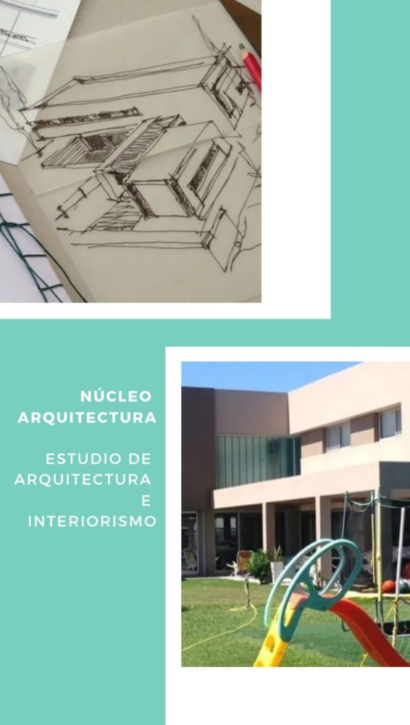 núcleo arquitectura , estudio de arquitectura e interiorismo
