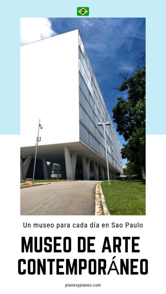 recorrido de museos por sao paulo. arquitectura y recorridos culturales
