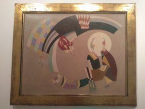 Composición claro 1942 - Wassily Kandinsky