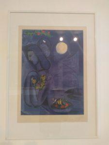 Sin título 1949 - Mac Chagall