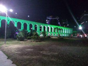 arcos de lapa en rio de janeiro