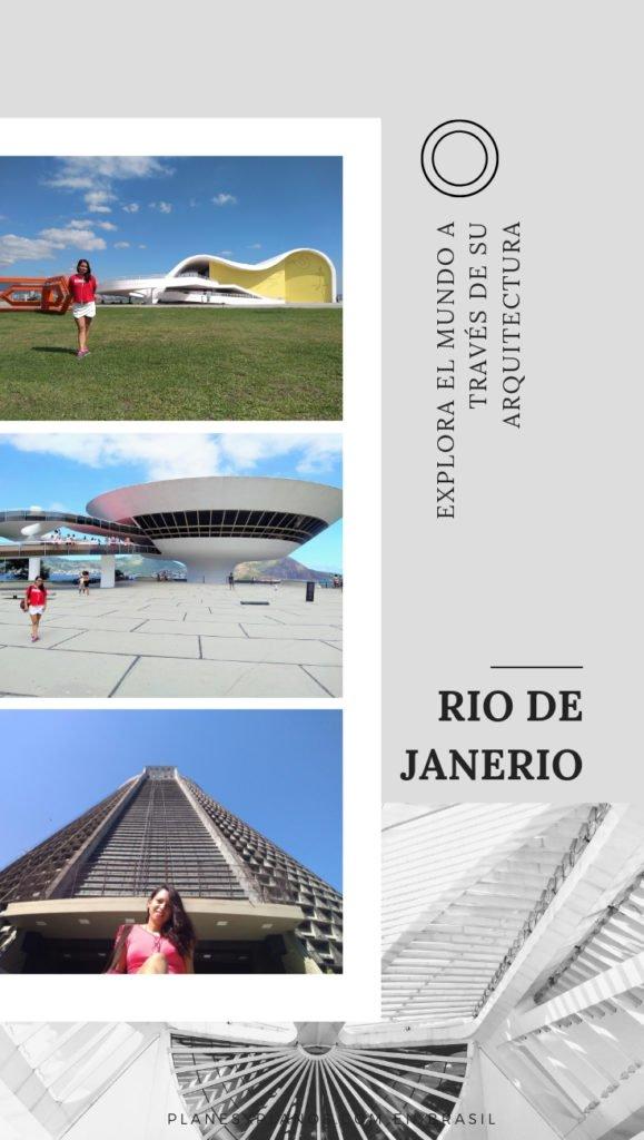 Recorriendo la arquitectura de Rio de Janeiro con menos de 100 dólares los 5 días de mi estadía