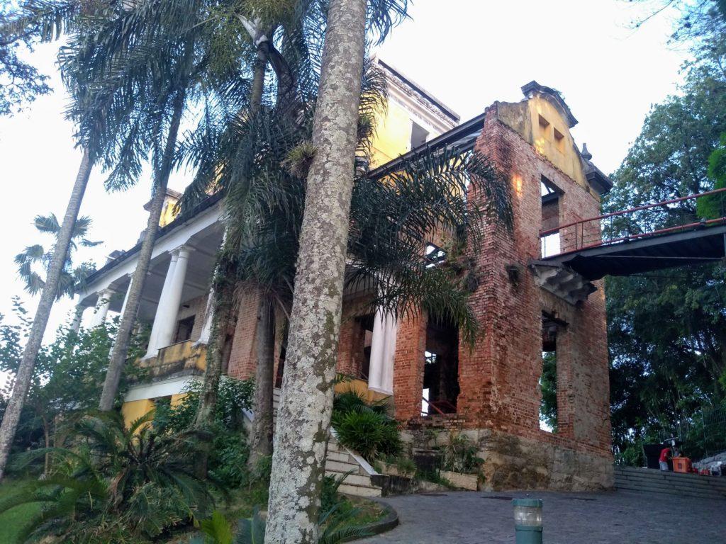 casa das ruinas barrio de santa teresa en rio de janeiro