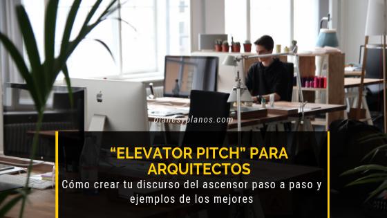 Como hacer tu elevator pitch paso a paso