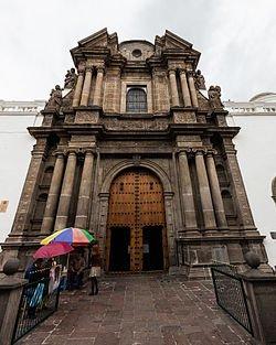 Recorrido de arquitectura por el centro histórico de quito