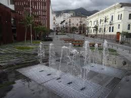 plaza huerto san agustin en quito