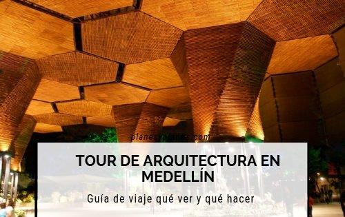 Guía de viaje tour en Medellín