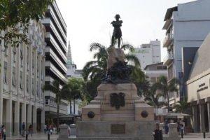 plaza de la administración en Guayaquil