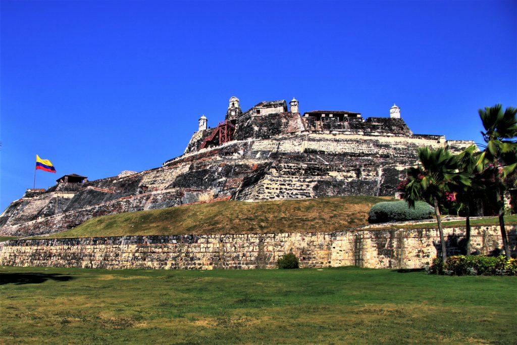 Arquitectura en Cartagena - Castillo de San Felipe de Barajas