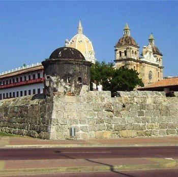 Arquitectura en Cartagena - La Ciudad Amurallada