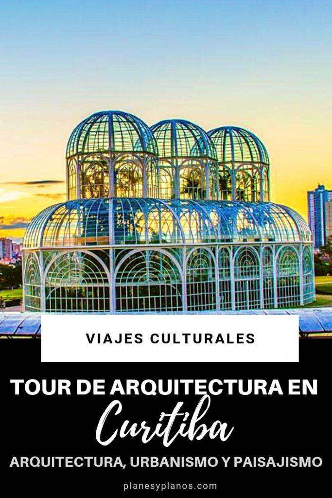 tour de arquitectura en curitiba