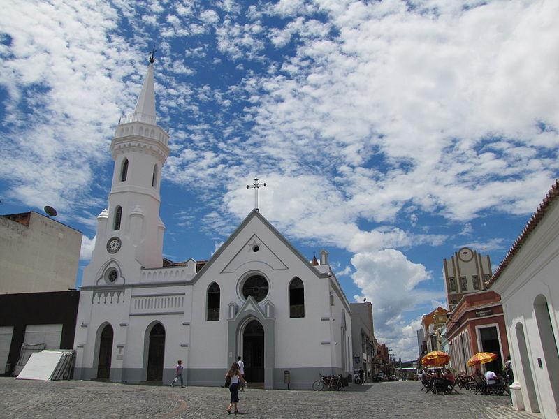 Iglesia de la Orden Tercera de San Francisco de Chagas - 1737