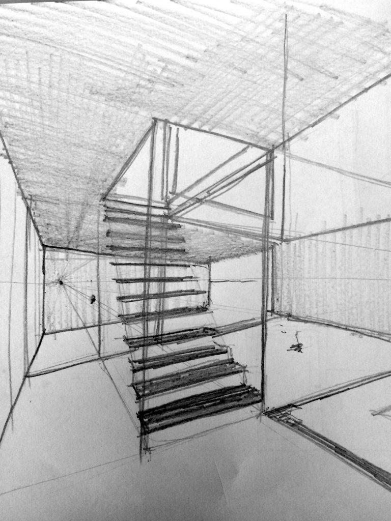 ✍Cómo hacer BOCETOS arquitectónicos SKETCH de arquitectura