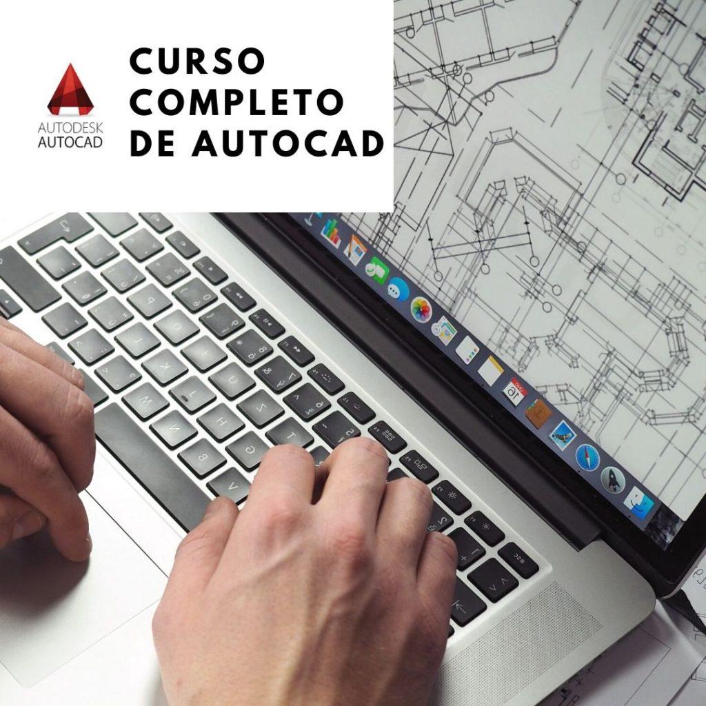 CURSO COMPLETO DE AUTOCAD UDEMY