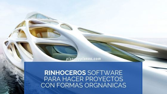RINHOCERO CURVAS EN ARQUITECTURA
