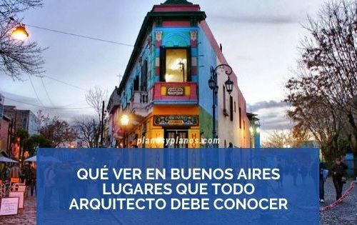 arquitectura en buenos aires argentina