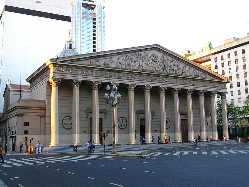Catedral Metropolitana de Buenos Aires