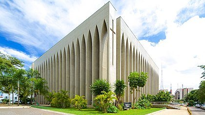 Santuario Don Bosco recorrido turístico en brasilia