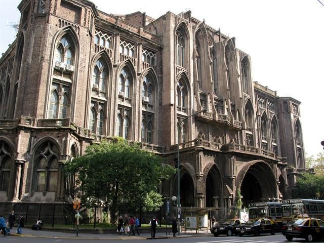 arquitectura neogótica en buenos aires