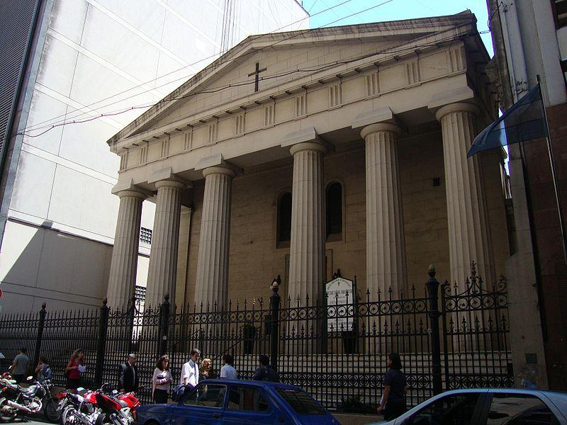 Catedral anglicana Saint Jean Baptiste