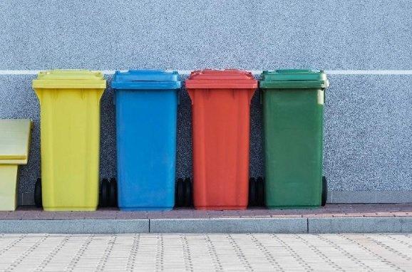 Elaboración de materiales de construcción con productos reciclados