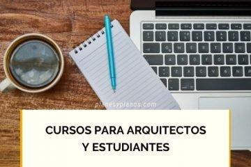 cursos online para arquitectos y estudiantes de arquitectura