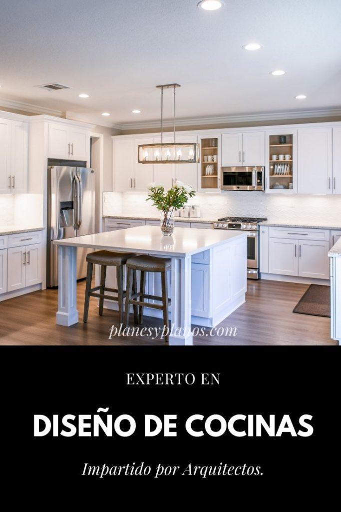 curso de especialización para arquitectos: diseño de cocinas