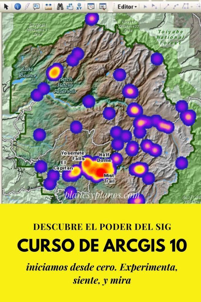 Curso de ArcGIS 10