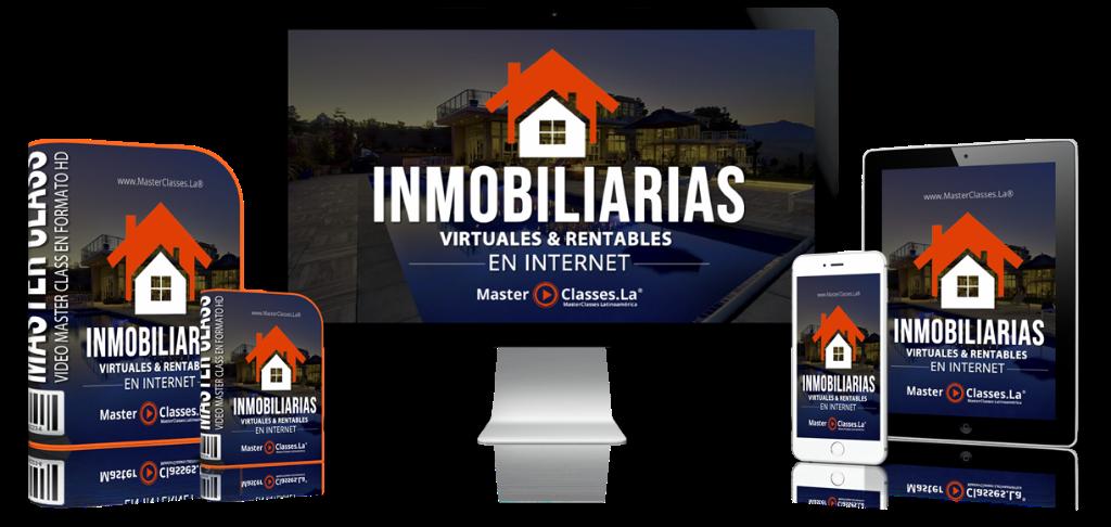 inmobiliarias virtuales y rentables