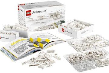 coleccion de lego para arquitectos