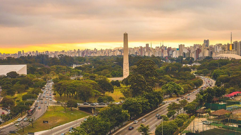 Monumento a la independencia de Brasil