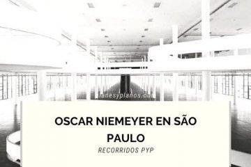 NIEMEYER EN SAO PAULO